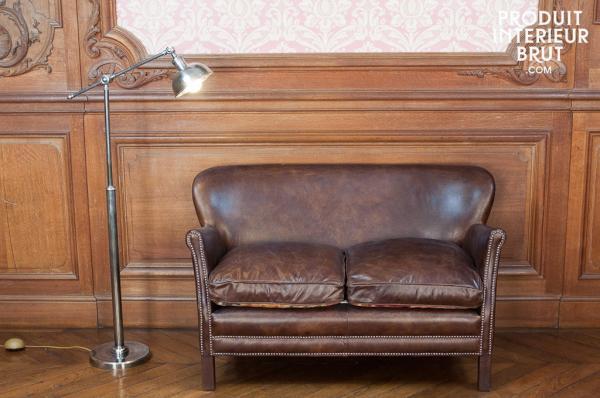 Un canapé vintage du catalogue P.I.B