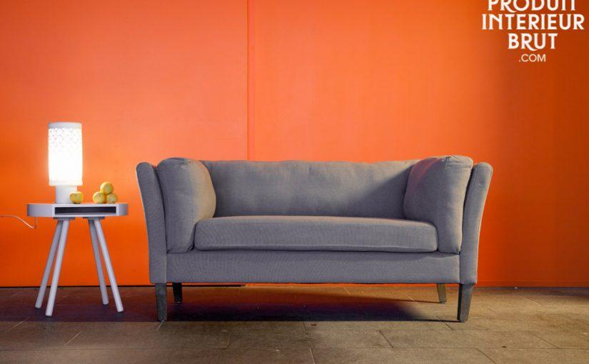 P.I.B. rappelle l'histoire du canapé vintage…