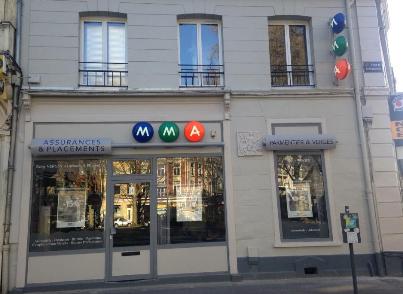 MMA est votre assureur de confiance à Lille