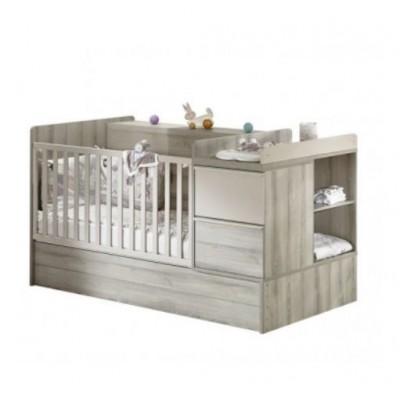 Les meubles de la chambre d'enfant évolutive